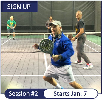 Platform Tennis League 2020 2021 Session 2 registration